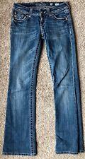 Ladies Miss Me JP5016 Boot Jeans, Size 26x30