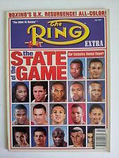 July Boxing Sports Magazines