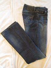 (*.*) BOOTHEEL TRADING CO. - SHERYL CROW Womens KENNETT Blue Jeans Size 26 / 2 L
