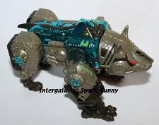 Hasbro Transformers Transmetal TM Beast Wars Rhinox (No Horn) Action Figure