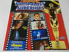 37756 - FILMPALAST SUPERHITS - POLYSTAR VINYL LP (FLASHDANCE OCTOPUSSY FAME)