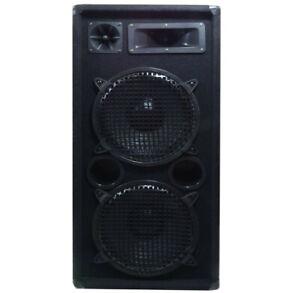 Omnitronic DX-2022 Lautsprecher 800 Watt 3-Wege Box OVP Neuwertig