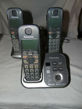 Panasonic Kx-Tg7733 Dect 6.0 Link-to-Cell via Bluetooth Cordless Phone Set