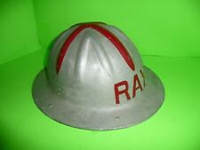 box#16 Vintage B. F. McDonald Aluminum Hard Hat