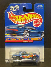 1997 Hot Wheels #728 - Race Team Series IV 4/4 : '63 Corvette - 18794