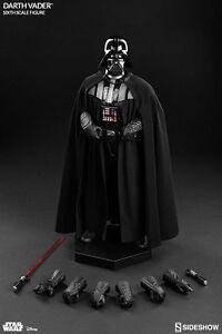"Darth Vader Sith Lord Star Wars Return of the Jedi ROTJ 12"" Figur Sideshow"