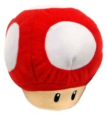 Super Mario World of Nintendo Mushroom 5-Inch Plush with Sound FX [SFX]