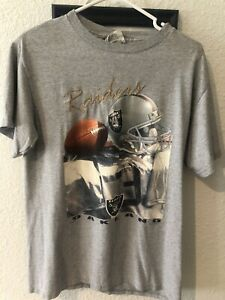 1987 VINTAGE LEE SPORTS OAKLAND RAIDERS SHIRT * gold embroidery Size XL