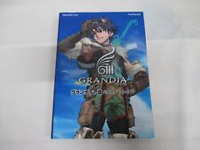 PS2 -- Grandia 3 Official First Guide -- JAPAN Game Book. 44419