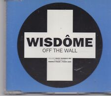 Wisdome-Of The Wall cd maxi single