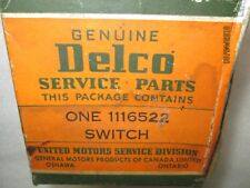 1955-59 CHEVY GMC TRUCK DELCO 1116522 IGNITION SWITCH NOS OEM FACTORY ORIGINAL