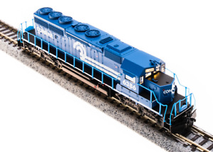 Broadway Limited 3710, N Scale EMD SD40-2 Conrail  #6391, DCC/DC/Sound