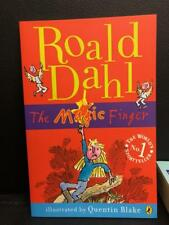 The Magic Finger Puffin Roald Dahl Paperback Book