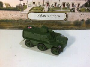 Vintage Dinky Armoured Personnel Carrier Nicely Code3.