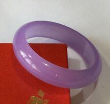 Lavender Jade Bangle