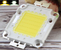 LED Chip10W 20W 30W 50W 70W 100W 12V-36V HighPower Lamp Light COB SMD Bulb DIY