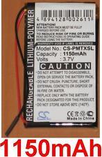 Batterie 1150mAh type PMTX Pour Palm Tungsten TX