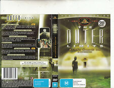 The Outer Limits-1995-TV Series USA-[Aliens Among Us:Collection-2 Disc Set]- DVD