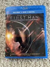 First Man (Blu-ray + DVD) Ryan Gosling