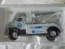 FIRST GEAR DIE-CAST 1952 GMC HEAVY DUTY WRECKER GMC SERVICE