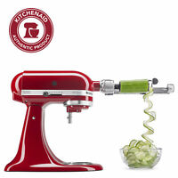 KitchenAid 7 Blade Spiralizer Plus with Peel, Core and Slice, KSM2APC