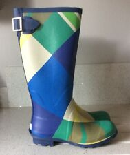 BODEN LADIES BRAND NEW COLOURED WELLIES WELLINGTON BOOTS SIZE 3.5/36