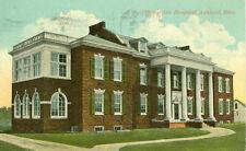 Aslland,OH. The Samaritan Hospital   1912
