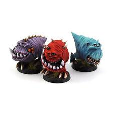 Orco war2 Gnaws (Biting Predators) kromlech NUOVO
