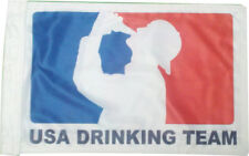 ATV, UTV, Motorcycle, 4x4 Safety Whip Flag, Drinking Team