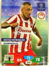 Adrenalyn XL Champions League 13/14 - Kostas Mitroglou - Olympiacos FC
