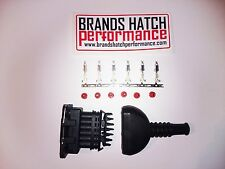 Amp TE Tyco 6 Way JPT Junior Power Timer Plug Bosch Ignition Amp Coilpack