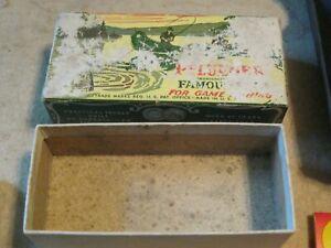 """Pflueger fishing lure box 3104 3"""" Nat. Pike Scale - Neverfail Minnow"""