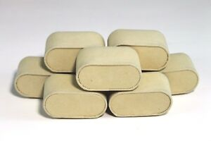 Set of 8 Velvet Watch Bracelet Pillows for Case Box  Display US Seller