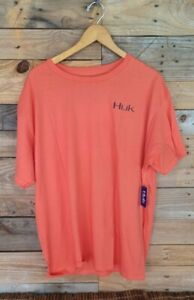 Huk Fishing Shirt XXL New w Back Graphic 🐟