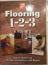 Flooring 1-2-3 (Hardcover)(Home Depot)