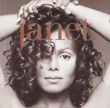 Janet Jackson - Janet CD