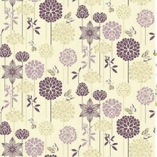 Crown Berry Nice Wallpaper Plum (M0931)