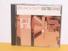 CD - ELECTRO CYPHER