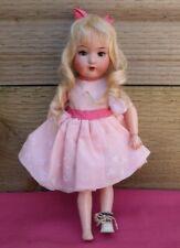 "Antique Armand Marseille 390 A 4/0 M German Bisque Doll 12"""