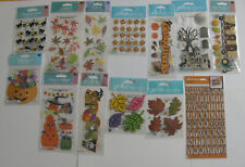 JOLEE/'S BOUTIQUE BOO DIMENSIONAL STICKERS  BNIP