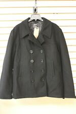Seibertron Woolen Pea Coat Men's Size 3XL