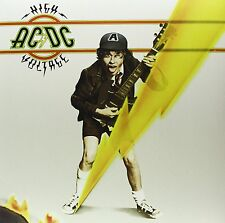 AC/DC High Voltage 180gm Vinyl LP Remastered 2009 (9 Tracks) NEW & SEALED