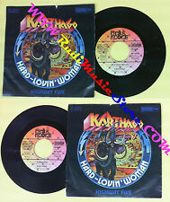 LP 45 7'' KARTHAGO Hard lovin woman Highway five 1974 germany no cd mc dvd