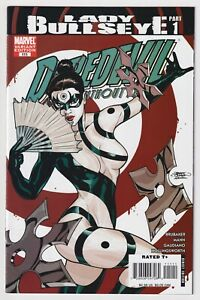 DAREDEVIL #111 | Vol. 2 | Dodson 1:15 Variant | 1st Lady Bullseye | 2008 | VF