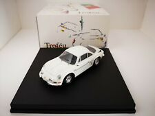 TROFEU 1/43 Alpine Renault A110 1300G Roadcar White 801w