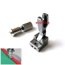 Invisible Zipper Foot #S518 Wide Hinged For Juki Ddl-5550 Singer 191D 195K 491D+