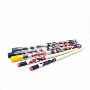 Ultimate Spiderman Smencils Smelly HB Pencils Gourmet Scented Pencils Pack of 3
