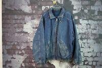 Mens St. Michael Denim Jacket size See Description No.Z563 26/11