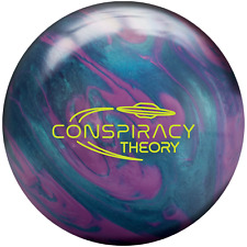 "New Radical Conspiracy Theory Bowling Ball   1st 15#2oz Top 3.2oz Pin 3-4"""