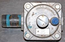 "Maxitrol Pressure RV48L Regulator Natural Gas 3/4"" NPT 1/2"" PSI 3""-6"" WC 52-1011"